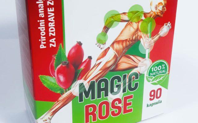 MAGIC ROSE- prirodni preparat protiv upale zglobova